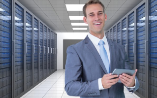 it solution system and data storage